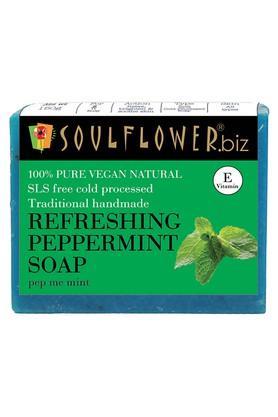SOULFLOWERRefreshing Peppermint Handmade Soap