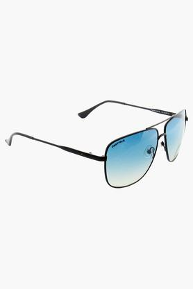 FASTRACK Mens Square UV Protected Sunglasses - M183BU2