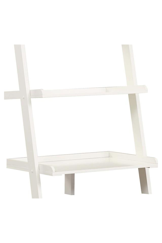 White Lan Bookshelf