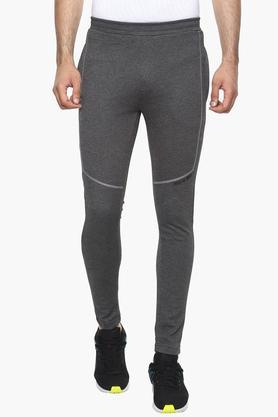 Mens 3 Pocket Slub Track Pants