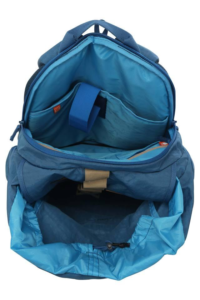 Unisex Buckle Closure Backpack