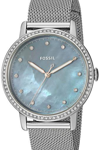 9f83967a Womens Analogue Stainless Steel Watch - ES4313