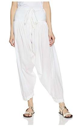 Womens Solid Salwar Pants