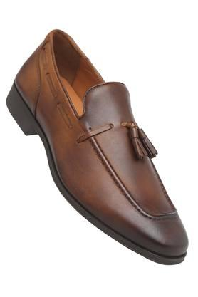 TRESMODE Mens Slip On Formal Shoes - 204663089_9124