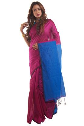 HAST VASTRA Women Handloom Saree