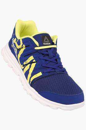 REEBOK Mens Mesh Lace Up Sports Shoes - 203252759