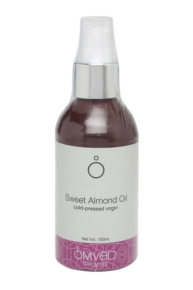 Sweet Almond Virgin Cold Pressed Oil - 100ml
