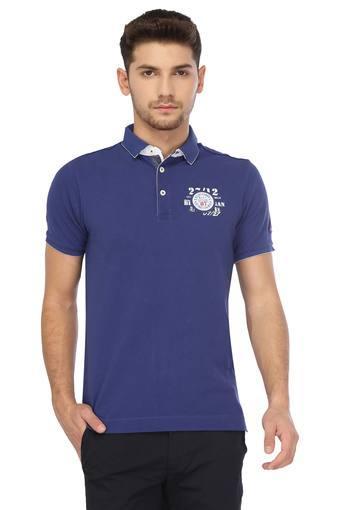 BEING HUMAN -  BlueT-shirts - Main