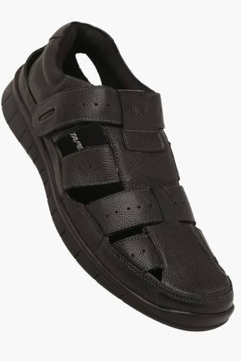 Buy RED TAPE Mens Leather Velcro