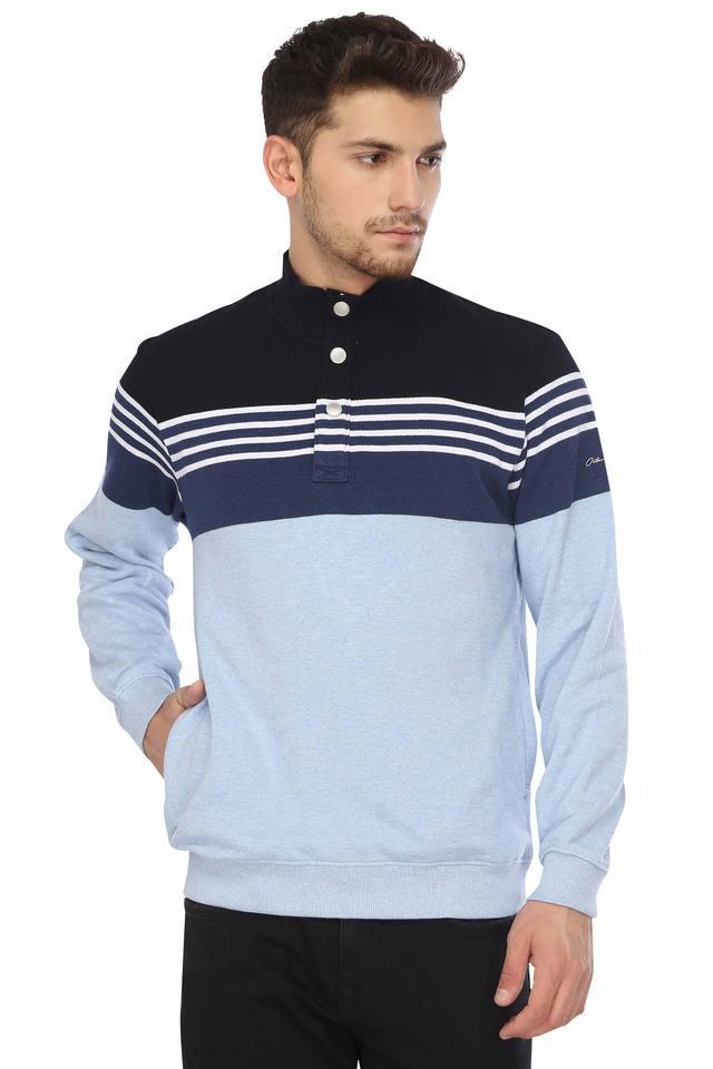 OCTAVE - Sky BlueSweatshirts - Main