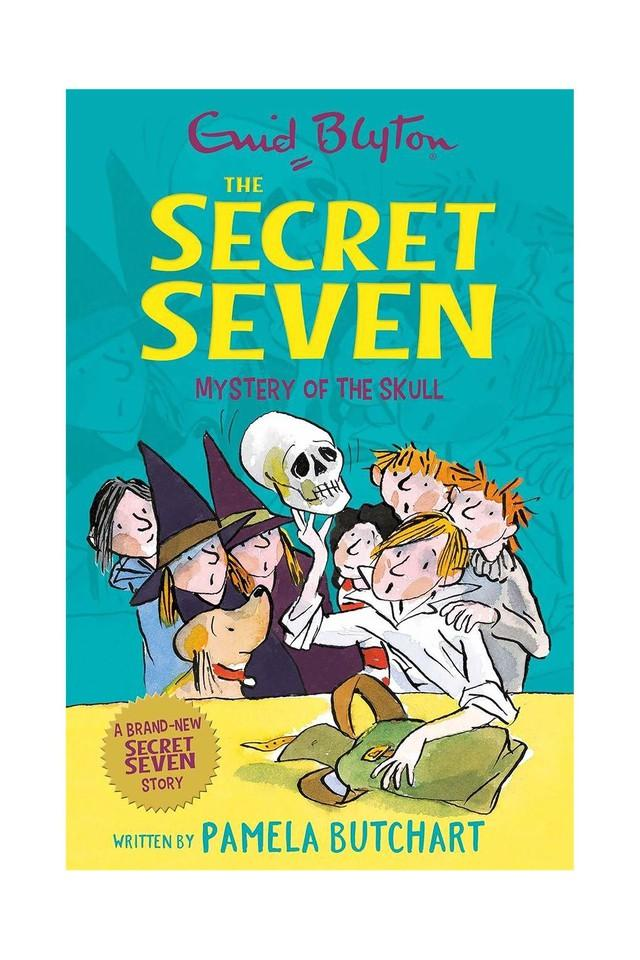 Secret Seven: Mystery of the Skull