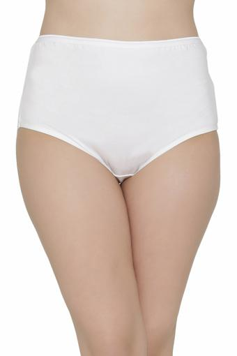 Maternity High Waist Solid Hipster Briefs