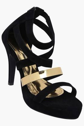 INC.5 Womens Party Wear Zipper Closure Heels