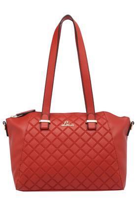 LAVIEWomens Zipper Closure Satchel Handbag - 203839586_9607