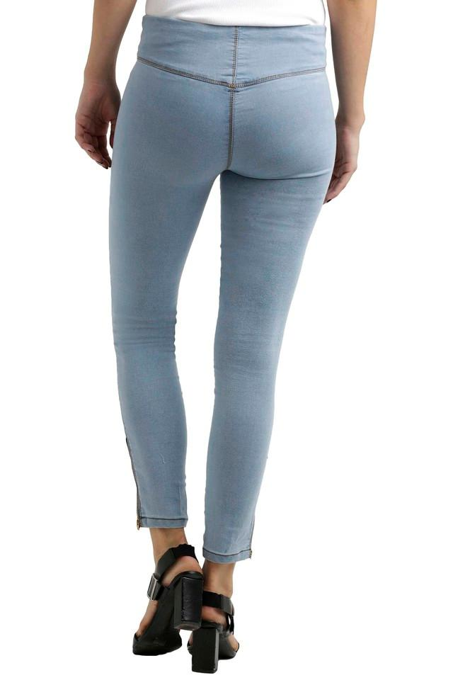 Womens Rinse Wash Jeggings