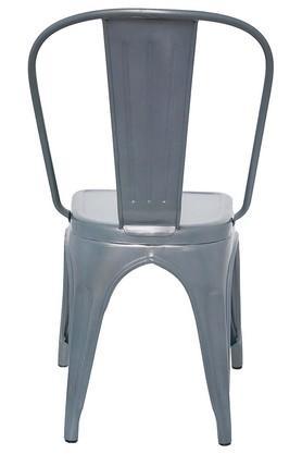 Grey Stylo Chair