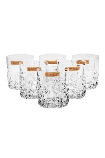 Crystal Tumbler Glass Set of 6