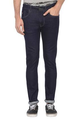 370a9652cf X U.S. POLO ASSN. DENIM Mens 5 Pocket Rinse Wash Jeans