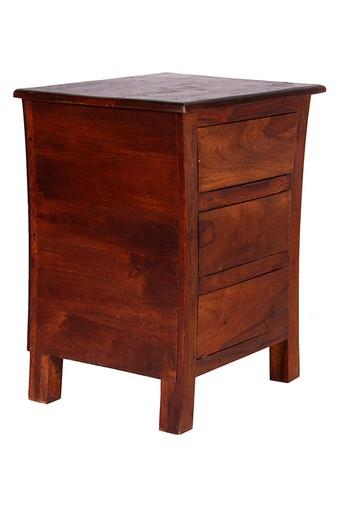 Brown Madonna Bed Side Table