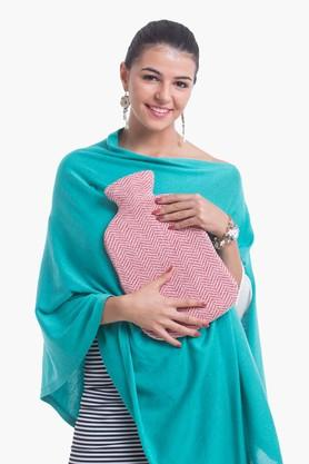 PLUCHINursing Poncho With Hot Water Bottle Cover - 203362031_7086