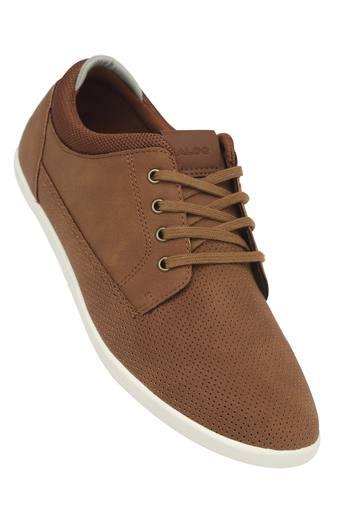 Buy ALDO Mens Synthetic Leather Lace Up