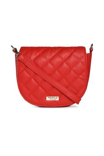 TRUFFLE COLLECTION -  Red Handbags - Main