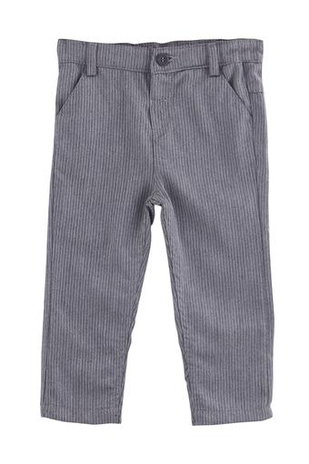 Boys 4 Pocket Striped Pants
