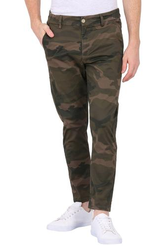 dependable performance select for best detailed pictures Mens 4 Pocket Camouflage Trousers