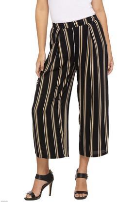 Womens Stripe Culottes