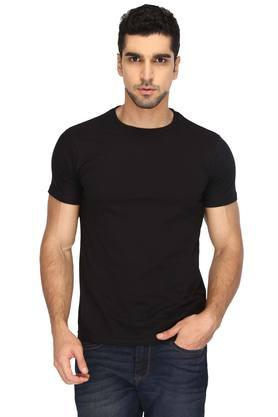 STOP - Black T-Shirts & Polos - 5