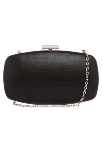 FEMINA FLAUNT -  Black Wallets & Clutches - Main