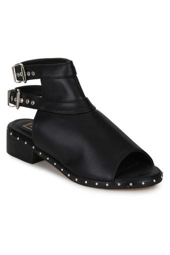 TRUFFLE COLLECTION -  BlackSandals - Main