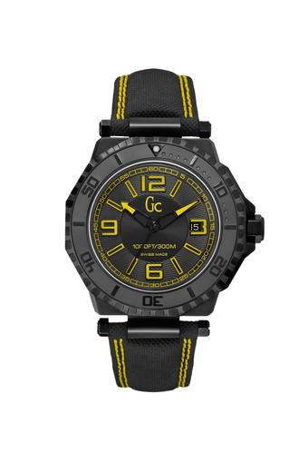 Mens Sport Chic Collection Mens Nylon Analogue Watch - X79014G2S