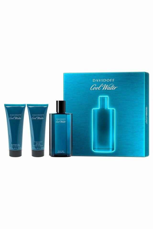 Gift Set - Perfume 125ml Edt + 75ml Shave Balm & 75ml Shower Gel