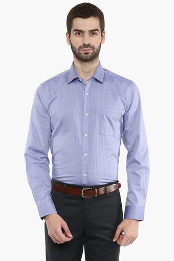 RS BY ROCKY STAR -  BlueFormal Shirts - Main