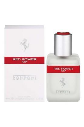 Mens Red Power Ice Eau De Toilette - 40ml