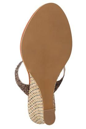 Womens Party Wear Slipon Wedges