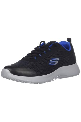 Girls Mesh Laceup Sports Shoes