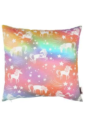 Square Unicorn Printed Cushion Cover
