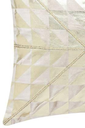 Square Geometric Printed Cushion Cover