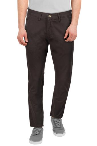 EASIES -  OliveCargos & Trousers - Main