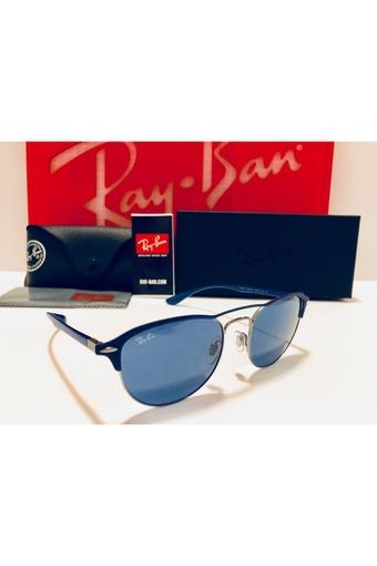 d01ceb4a2 Buy RAY BAN Unisex Aviator UV Protected Sunglasses   Shoppers Stop