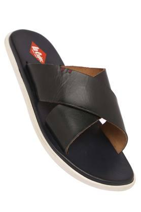 LEE COOPER Mens Casual Slip On Slippers