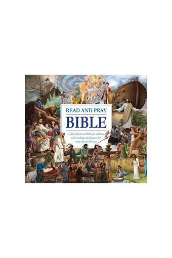 Read and Pray Bible for Kids