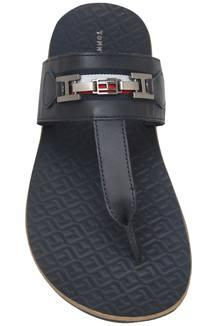 Buy TOMMY HILFIGER Mens Leather Casual