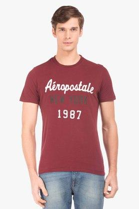 AEROPOSTALE - Red T-Shirts & Polos - Main