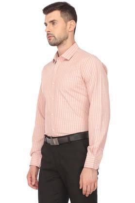 Mens Striped Formal Shirt