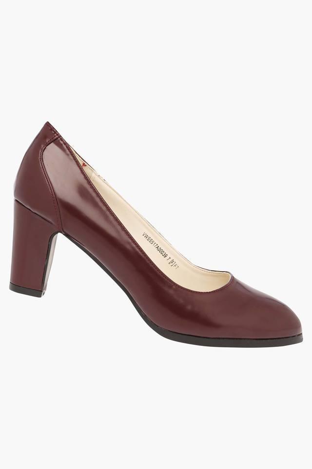 Womens Formal Wear Slipon Heels