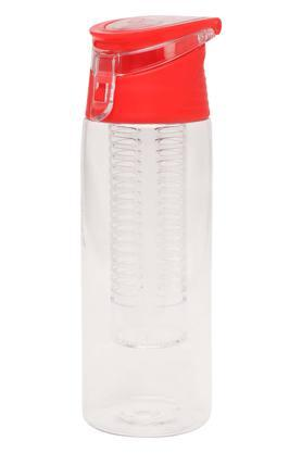 WHATMORE Round Fruit Infuser Bottle With Lid