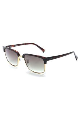 Mens Full Rim Square Sunglasses - 2916PC C2 S
